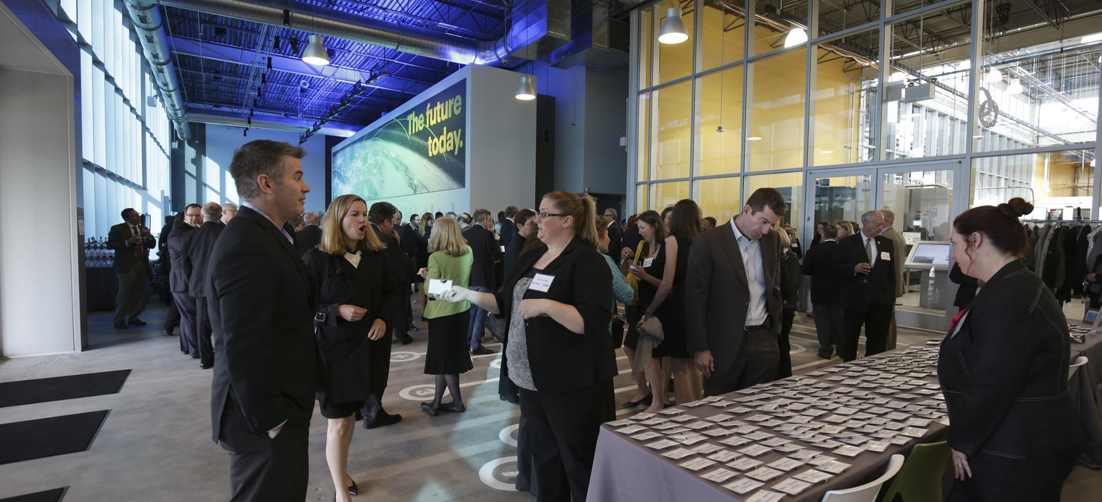 UI LABS OPENING DAY GALA, MAY 11, 2015Charles Osgood Photography
