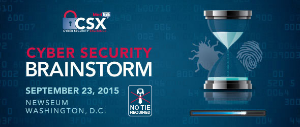 Cyber Security Brainstorm 2015