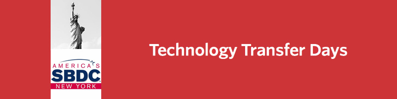 Technology Transfer Days – Apr 26
